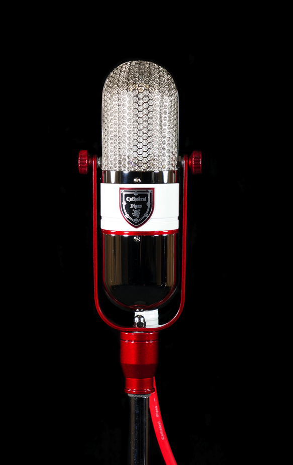 Seville active Ribbon Microphone